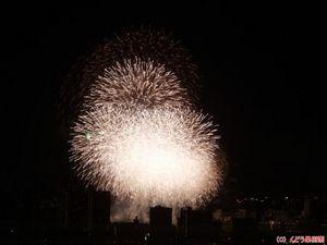 ちょっと夏気分で 多摩川花火大会