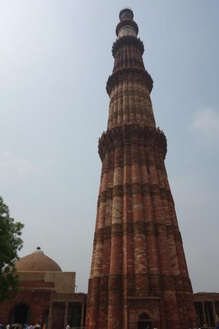 Pattern of Qtubu Minar