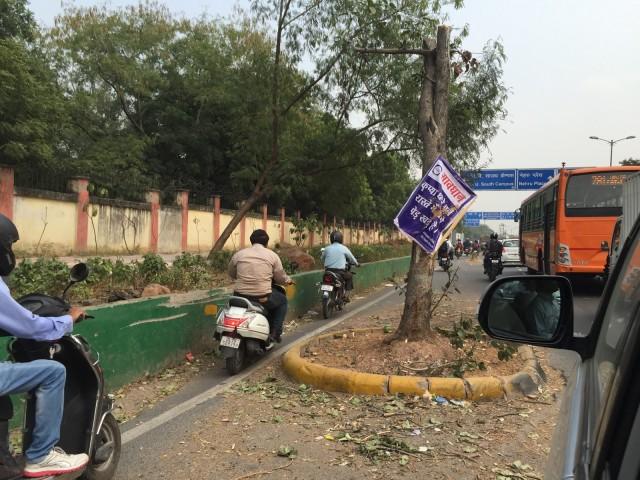 この木なんの木インド政府の木