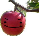 くどう果樹園のマスコットキャラクター?について